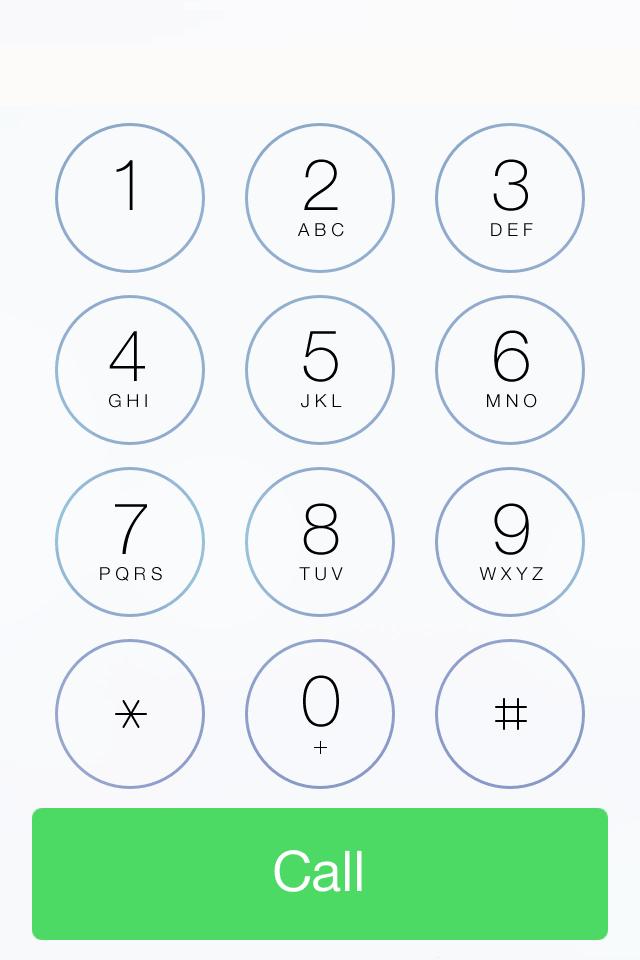 iGenApps Apper Dial Action