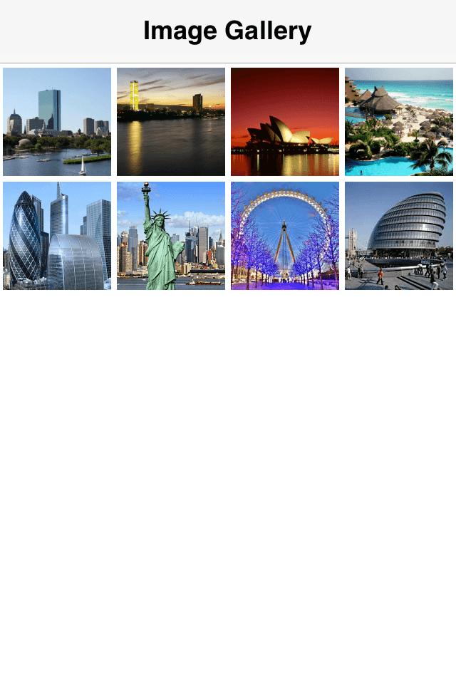 iGenApps Apper Image Gallery